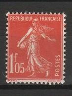 FRANCE TYPE SEMEUSE CAMEE 1924-26 YT N° 195 ** - 1906-38 Semeuse Camée