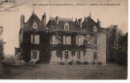 ORVAULT - CHÂTEAU DE LA CHOLIERE - EST - Orvault