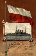 SCHIFF KARL VI Deutsches Boot - Warships