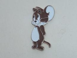 Pin's JERRY LA SOURIS  01 - Disney