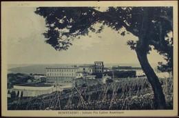 MONTENERO Istituto Pio Latino Americano - Formato Piccolo Viaggiata Nel 1932 - Livorno