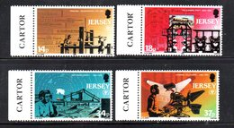 JERSEY 1990 - Serie Completa N. 514/517  MNH  *** (2380A) - Jersey
