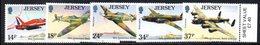 JERSEY 1990 - Serie Completa N. 518/522  MNH  *** (2380A) - Jersey