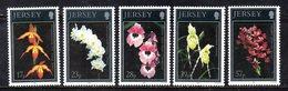JERSEY 1993 - Serie Completa N. 589/593  MNH  *** (2380A) - Jersey