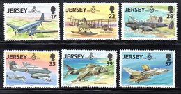 JERSEY 1993 - Serie Completa N. 609/614  MNH  *** (2380A) - Jersey
