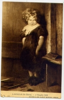 Bambino - Landseer Sir Edwin - A Naughty Child - Vicyoria And Albert Museum London - Formato Piccolo Non Viaggiata – E 1 - Scene & Paesaggi