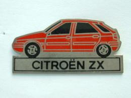 PIN'S CITROËN ZX - Citroën
