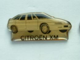 PIN'S CITROËN XM - Citroën