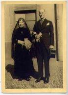 Donnina E Uomo - Foto - Matrimonio - Formato Piccolo Non Viaggiata – E 13 - Donne