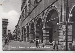 PESARO PALAZZO DEL GOVERNO E VIA BRANCA - Pesaro