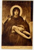 Bouguereau - La Vergine Consolatrice - Musee Du Luxembourg Paris - Formato Piccolo Non Viaggiata – E 13 - Cartoline