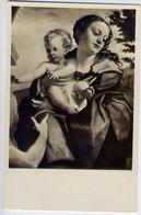 Dresta - Pinacoteca - Madonna Detta Di S.giorgio Particolare - Formato Piccolo Non Viaggiata – E 13 - Cartoline