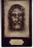 Thr Holy Face Of Jesus Of The Carmel Of Lisieux - Afer The Holy Shroud Turin - Formato Piccolo Viaggiata – E 13 - Cartoline