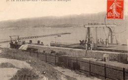 83 LA SEYNE CHANTIERS DE MOUISSEGUES - La Seyne-sur-Mer