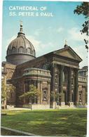 W4035 Philadelphia - Cathedral Of SS Peter And Paul / Viaggiata 1965 - Philadelphia