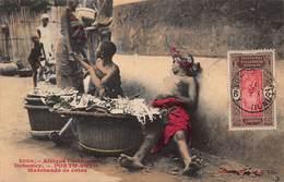 CPA Afrique Occidentale - Dahomey - PORTO NOVO - Marchands De Colas - Senegal