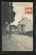 CPA Beaune-la-Rolande, Rue Du Colonel Boisson - Beaune-la-Rolande