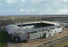 STADIUM POSTCARD ESTADIO STADIO STADION STADE HEERENVEEN - Stadiums