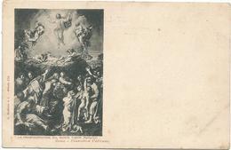 W4047 Raffaello - La Trasfigurazione Sul Monte Tabor - Roma Pinacoteca Vaticana / Non Viaggiata - Paintings