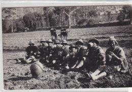 Ouzco - Arbeiter Auf Dem Feld - Peru
