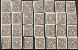 9R-930:28zegels:N°40 Mint... Om Verder Uit Te Zoeken... - Ukraine
