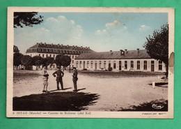 50 Manche Saint Lo Caserne De Bellevue Coté Est (petite Tache D ' Encre Voir Scans) - Saint Lo