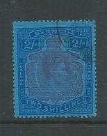 Bermuda 1938 - 53 KGVI 2 Shilling Perf 13 FU - Bermuda
