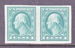 U.S  481   FLAT PRESS   *    No Wmk.    1916 Issue - Unused Stamps