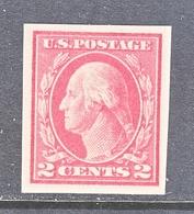 U.S  482   FLAT PRESS  Type  I   **    No Wmk.    1916 Issue - Vereinigte Staaten