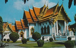 Wat Benchamabophitr (Marble Temple), Bangkok - Thailand