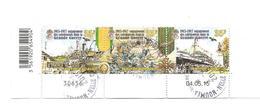 12541/43   LA GRANDE GUERRE   Se Tenant   Bdf  (pag4) - Neukaledonien