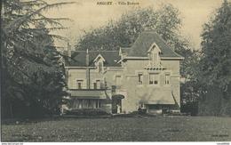 CPA 64 Anglet Villa Andara Tres Rare - Anglet