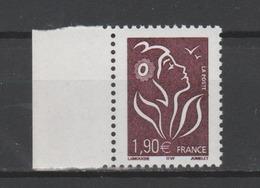 FRANCE / 2005 / Y&T N° 3741 ** : Lamouche ITVF 1.90 € Brun-prune BdF G - Gomme D'origine Intacte - Nuevos