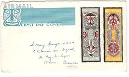 20319 - Pour La France - Papua Nuova Guinea
