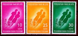 MALAYSIA  1962  SET  MNH - Malaysia (1964-...)