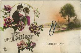 Jolimont  :  Un Baiser - België
