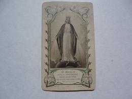 VIEUX PAPIERS - IMAGE RELIGIEUSE : Aimons Marie - Images Religieuses
