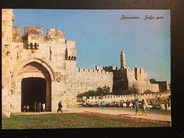 Jerusalem.Puerta De Jaffa. - Israel