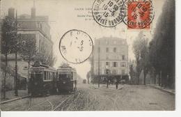 Gare Des Moulineaux Tramways - Issy Les Moulineaux