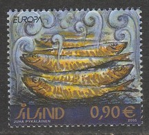 Aland Europa 2005 N° 251 ** Gastronomie - Europa-CEPT