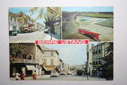 13 : Souvenir De Berre L'Etang ( Multivues ,  Voitures ) - Otros Municipios