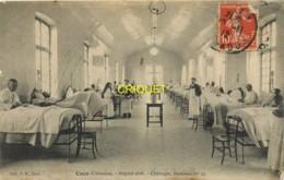 14 Caen, Hopital Civil, Chirurgie Hommes, N° 2, Affranchie 1912, Visuel Pas Courant - Caen