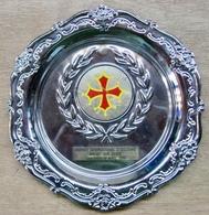 ASSIETTE TROPHEE INTERNATIONAL D'OCCITANE BALLET SUR GLACE TOULOUSE 13 AVRIL 2002 - Sports D'hiver
