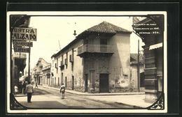 AK Cordoba, Residencia Del Virrey Sobremonte En 1808 - Argentina