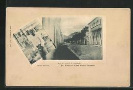 Passepartout-CPA St. Vicent, Native Artizans, Rua Do Infante D`Henrique - Capo Verde