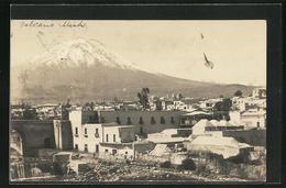 AK Arequipa, Teilansicht Mit Vulkan Misti - Peru