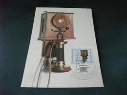 MAXIMUM TELEFONO ANTICO FERNSPRECHAPPARATE IM WANDEL DER ZEITEN DDR - Non Classificati