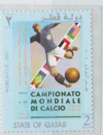 Qatar 1934 FIFA World Cup Football - Poster Of The Arrangement - Stamp Was Released 31.5.2002 MNH/** (H56) - Fußball-Weltmeisterschaft