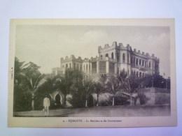 2019 - 1955  DJIBOUTI  :  La Résidence Du Gouverneur   - Gibuti