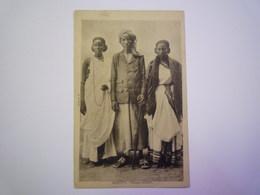 2019 - 1958  DJIBOUTI  :  Ménage Indigène   1928    - Gibuti
